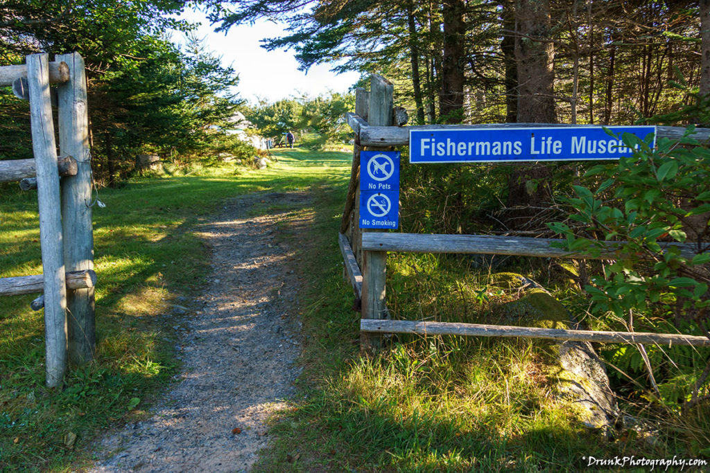 The Fisherman's Life Museum Jeddore Oyster Pond, Novascotia, Canada Drunkphotography.com