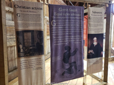 Upstate New York History of Gerrit Smith's progressive views  Abolitionists
