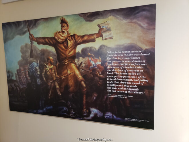 The good John Brown  Abolitionists