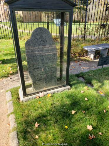 grave site Abolitionists